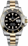 Rolex Submariner Date Men's Watch 116613LN