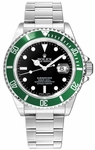 Rolex Submariner Date Men's Luxury Watch 16610