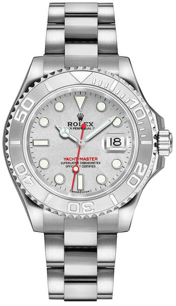 Rolex Yacht-Master 35 Women's Luxury Watch 168622
