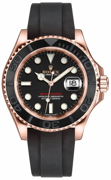 Rolex Yacht-Master 37 Luxury Men's Watch 268655