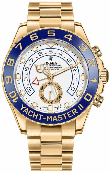 Rolex Yacht-Master II Men's Watch 116688