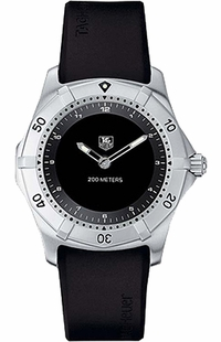 Tag Heuer 2000 Black Dial Men's Watch WK111A.FT8002