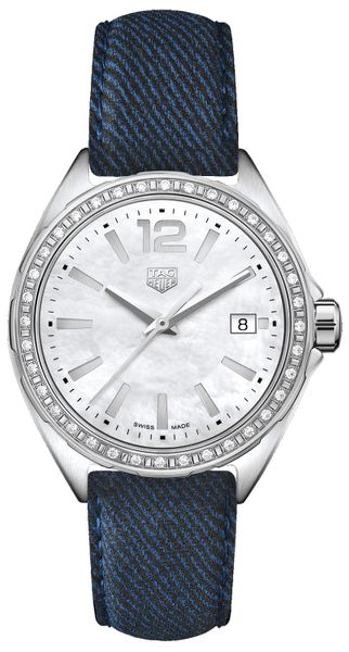 TAG Heuer Formula 1 Quartz Blue Strap Watch WBJ131A.FC8251