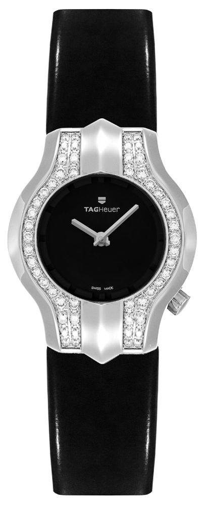 9206a4591374 Tag Heuer Alter Ego Black Dial Diamond Women s Watch WP1416.FC8148 - image 0