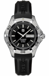 Tag Heuer Aquaracer 2000 Day Date Automatic Men's Watch WAF2010.FT8010