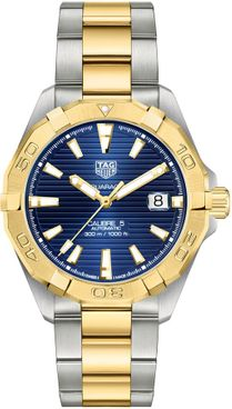 Tag Heuer Aquaracer Automatic Two Tone Men's Watch WBD2120.BB0930
