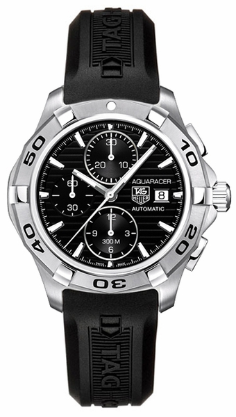 Tag Heuer Aquaracer Automatic Men's Luxury Watch CAP2110.FT6028