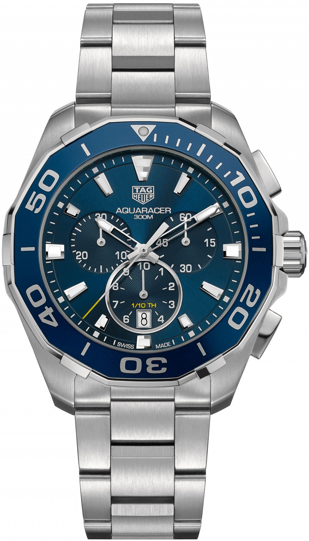 Tag Heuer Aquaracer 43mm Luxury Men's Watch Sale CAY111B.BA0927