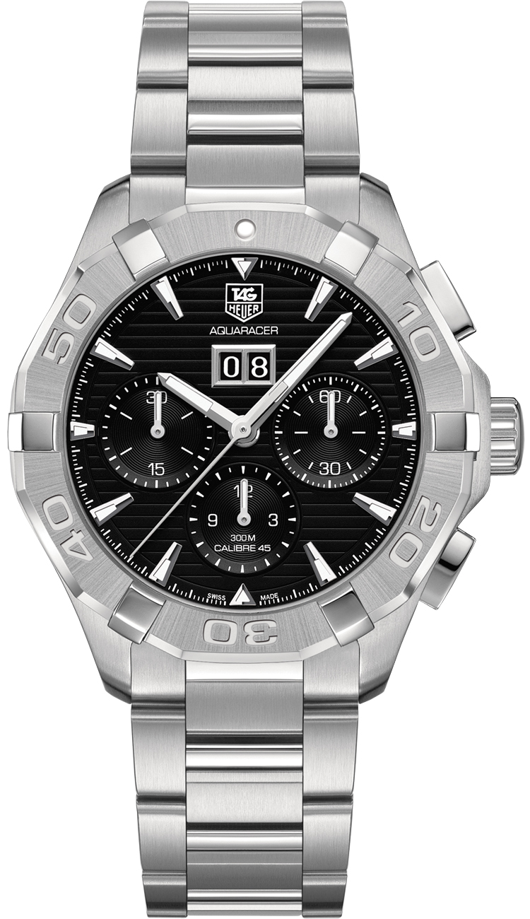 eaf7bdf95d5 CAY211Z.BA0926 TAG Heuer Aquaracer 43mm Mens Luxury Watch Sale