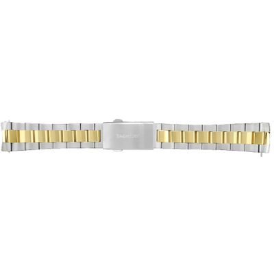 Tag Heuer Aquaracer 20mm Stainless Steel & Yellow Gold Bracelet BB0816