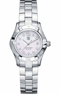 Tag Heuer Aquaracer Diamond Watch WAF1415.BA0824