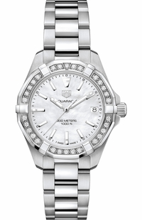 Tag Heuer Aquaracer Diamonds Save Women's Luxury Watch WBD1313.BA0740