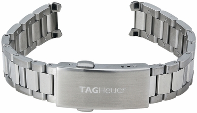 Tag Heuer Aquaracer 13mm Inlet Stainless Steel OEM Watch Bracelet BA0920