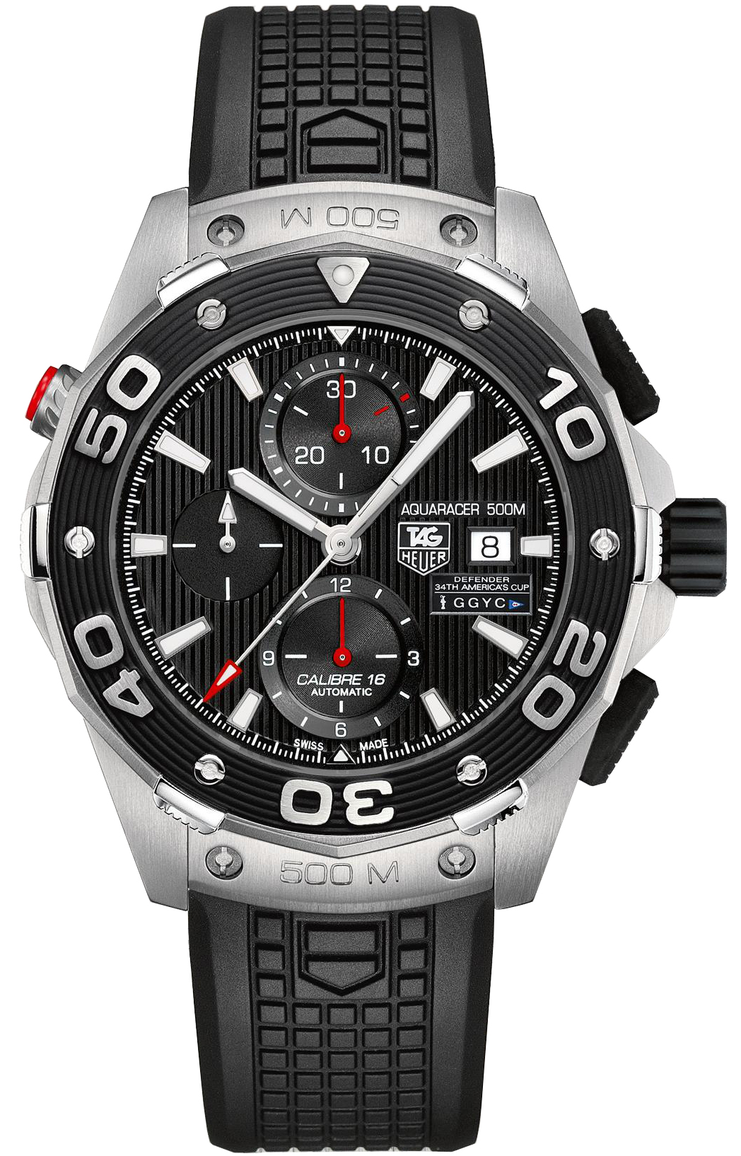Limited Edition Birthday Collection: CAJ2112 FT6023 TAG Heuer Aquaracer Limited Edition GGYC