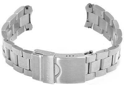 Tag Heuer Aquaracer 20mm Brushed Steel Bracelet BA0800