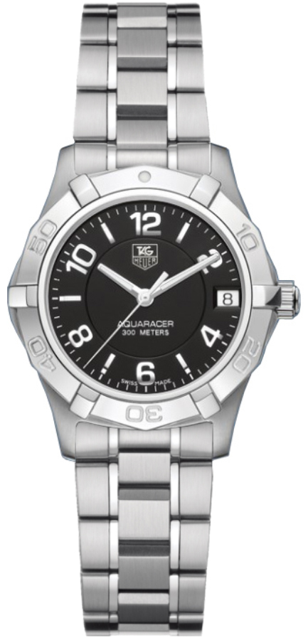 Tag Heuer Aquaracer Black Dial Women's Watch WAF1310.BA0817