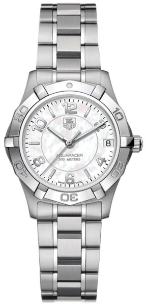 Tag Heuer Aquaracer Mother of Pearl Dial Women's Watch WAF1311.BA0817