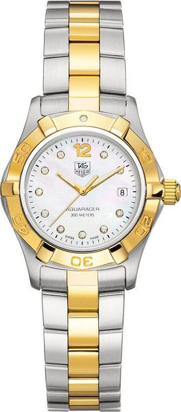 Tag Heuer Aquaracer Diamond Dial Women's Watch WAF1425.BB0825