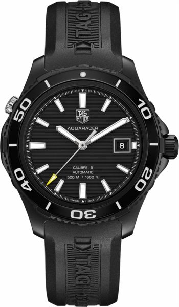 Tag Heuer Aquaracer Calibre 5 Authentic Men's Watch WAK2180.FT6027