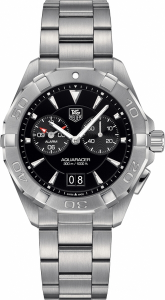 Tag Heuer Aquaracer 40.5mm Black Dial Men's Watch WAY111Z.BA0928