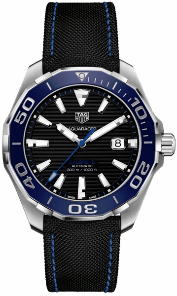 Tag Heuer Aquaracer Calibre 5 New Men's Watch WAY201C.FC6395