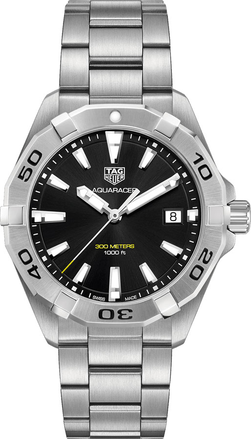 Tag Heuer Aquaracer Sale Swiss Men's Diving Watch WBD1110.BA0928