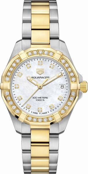 Tag Heuer Aquaracer Diamond Ladies Luxury Watch Sale WBD1323.BB0320