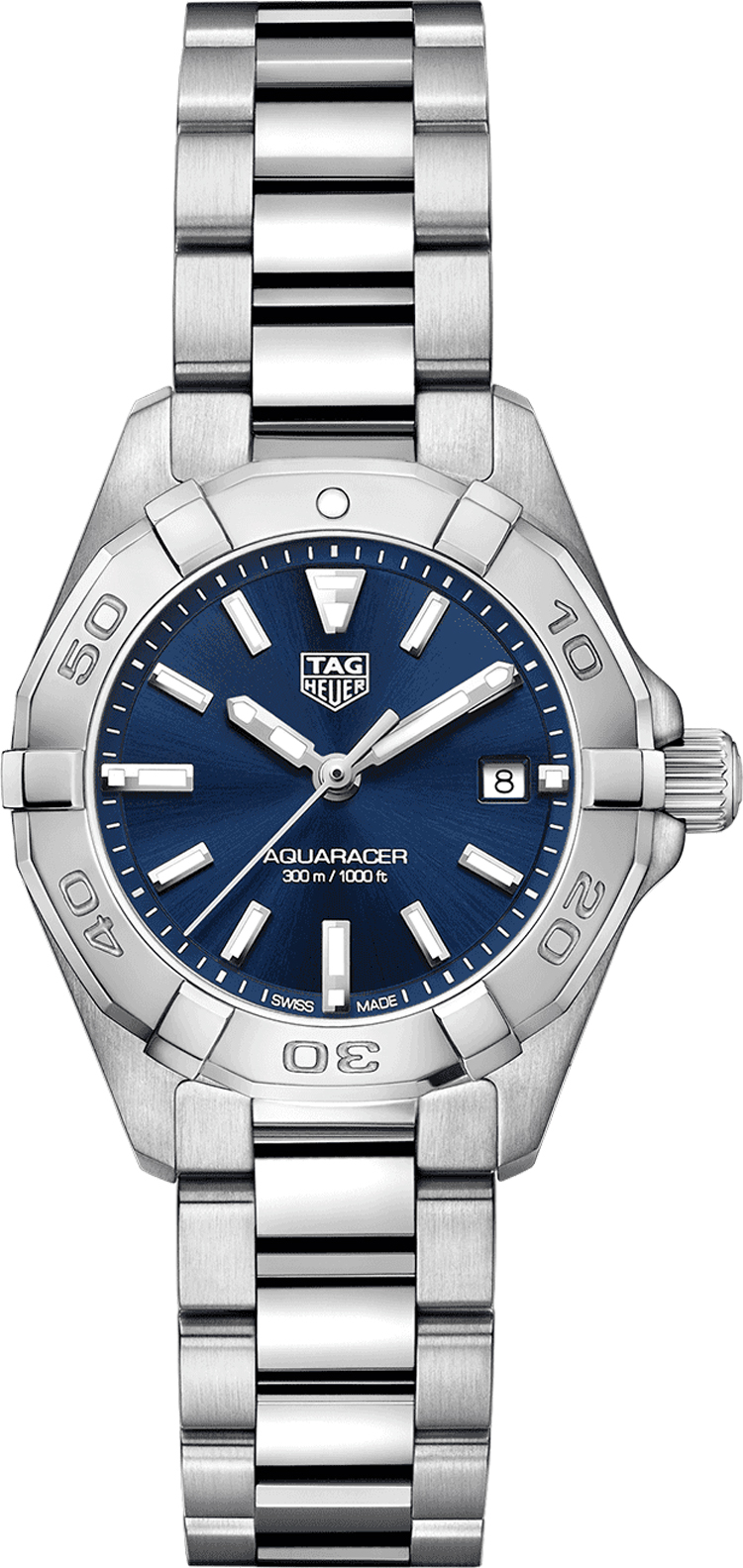 Tag Heuer Aquaracer 27mm Quartz Women's Watch WBD1412.BA0741