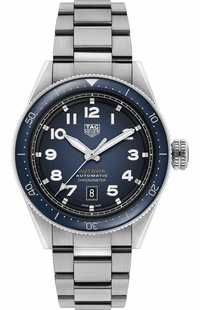 Tag Heuer Autavia Blue Dial Men's Watch WBE5116.EB0173