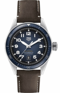 Tag Heuer Autavia Blue Dial Men's Watch WBE5116.FC8266