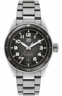 Tag Heuer Autavia Calibre 5 Black Dial Men's Watch WBE5114.EB0173
