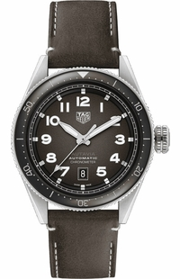 Tag Heuer Autavia Calibre 5 Chronometer Men's Watch WBE5114.FC8266
