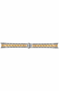 Tag Heuer Carrera 18mm Inlet Yellow Gold & Stainless Steel OEM Watch Bracelet BD0797