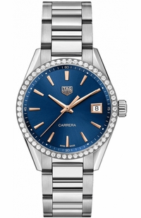 TAG Heuer Carrera 36mm Women's Watch WBK1317.BA0652