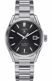 Tag Heuer Carrera 39mm Calibre 5 Men's Watch WAR211A.BA0782