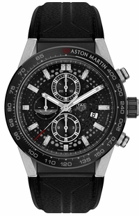 Tag Heuer Carrera Aston Martin Limited Men's Watch CAR2A1AB.FT6163