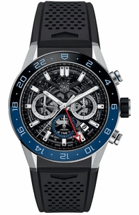 Tag Heuer Carrera Automatic Chronograph Men's Watch CBG2A1Z.FT6157