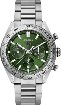 Tag Heuer Carrera Automatic Chronograph Men's Watch CBN2A10.BA0643