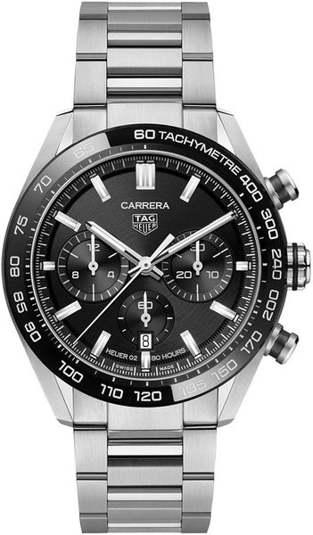 Tag Heuer Carrera Automatic Chronograph Men's Watch CBN2A1B.BA0643