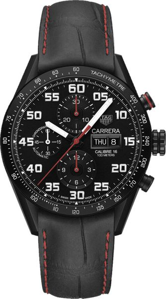 Tag Heuer Carrera Calibre 16 Day Date Men's Watch CV2A83.FC6393
