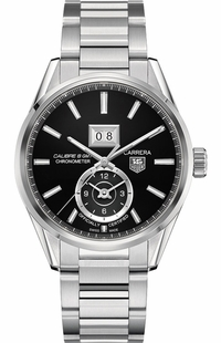 Tag Heuer Carrera Calibre 8 GMT Men's Watch WAR5010.BA0723