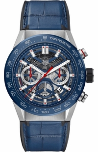 Tag Heuer Carrera Calibre Heuer 02 Men's Watch CBG2A11.FC6460