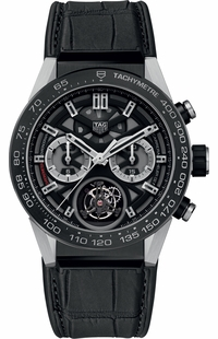 Tag Heuer Carrera Calibre Heuer 02T Skeleton Dial Men's Watch CAR5A8Y.FC6377