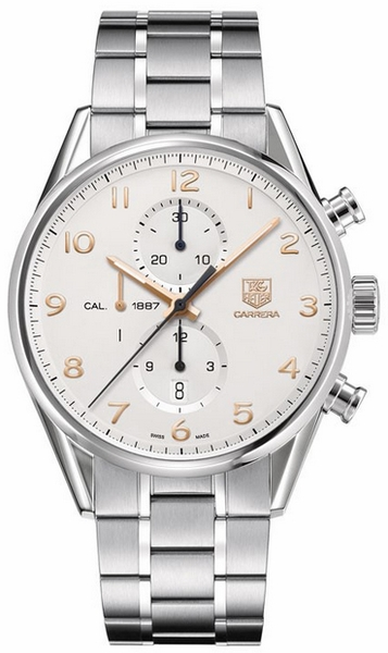 Tag Heuer Carrera Calibre 1887 Automatic Men's Watch CAR2012.BA0796