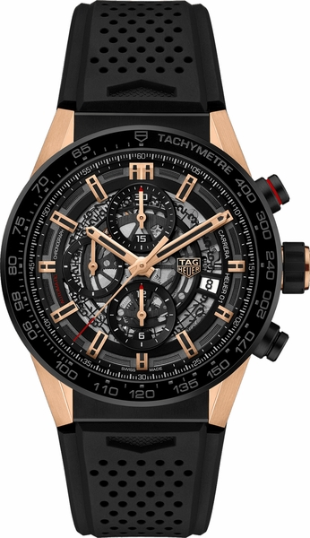 Tag Heuer Carrera Automatic Chronograph Men's Watch CAR205A.FT6087