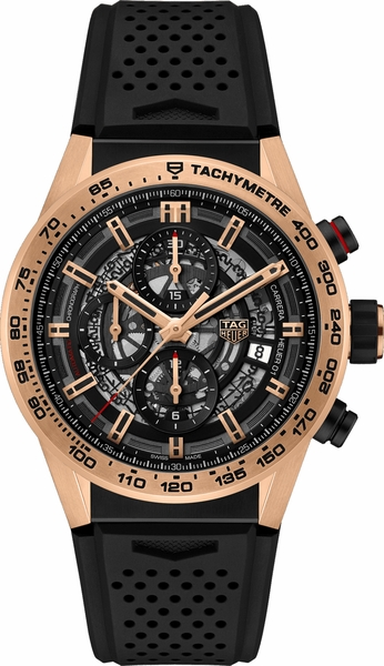 Tag Heuer Carrera Automatic Men's Luxury Watch CAR205B.FT6087