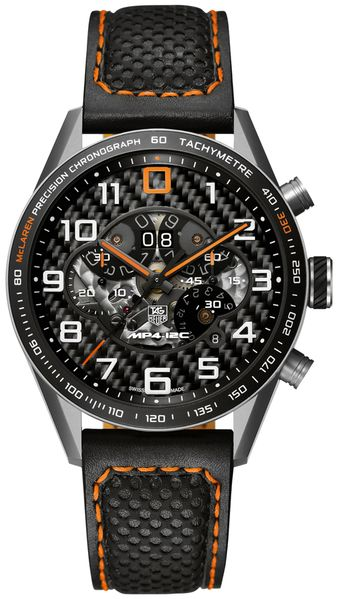 Tag Heuer Carrera McLaren Limited Edition Men's Luxury Watch CAR2080.FC6286