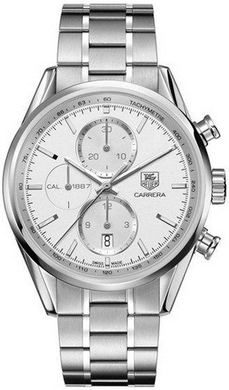 Tag Heuer Carrera Automatic Chronograph Save on Men's Watch CAR2111.BA0720