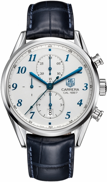 Tag Heuer Carrera Swiss Made Calibre 1887 Men's Watch CAR2114.FC6292