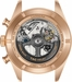 Tag Heuer Carrera Solid Rose Gold Case Silver Dial Men's Watch CAR2140.FC8145 - image 1